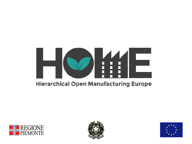HOME - Hierarchical Open Manufacturing Europe.